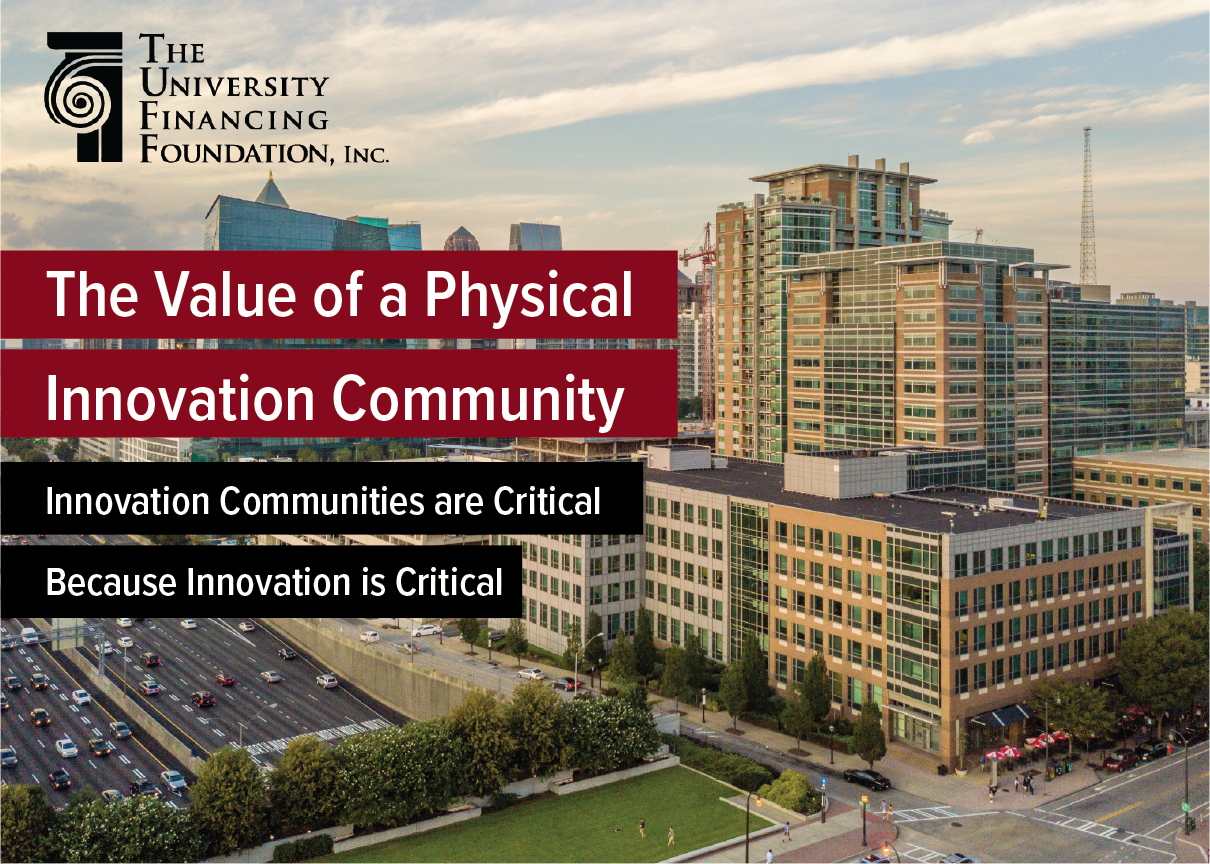 The Value of a Physical Innovation Community