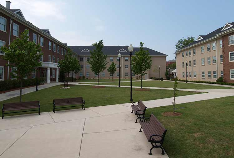Morehouse College Student Housing The University